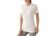Smartwool Women's Microweight Tee natural pointelle